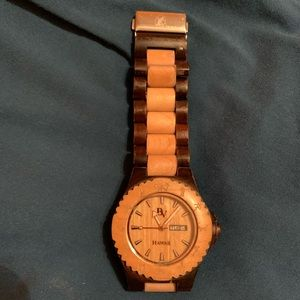 Accessories - Wooden watch BV women's